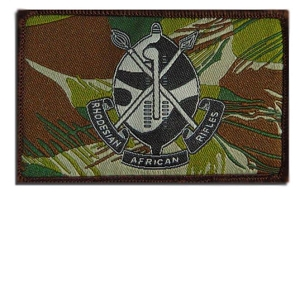 Rhodesian African Rifles Tribute Patch