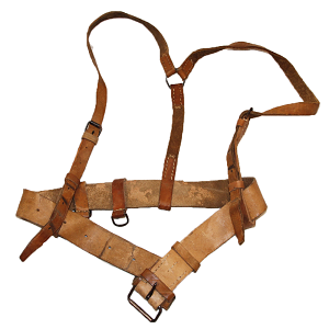 Soviet Army Leather Webbing Skeleton Set