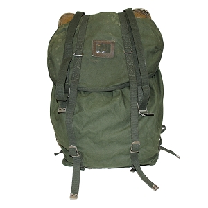 Swedish Army OD 50L Framed Pattern 304 Rucksack