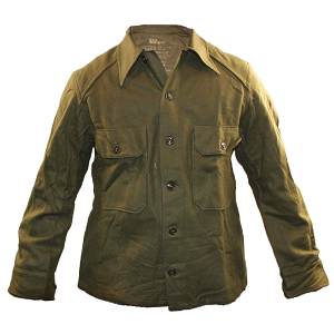 US Army M1951 Wool Field Shirts