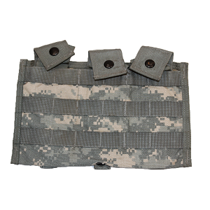 United States Army UCP Tri-Magazine M4 Shingle Pouch