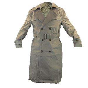United States Marine Corps Grey All-Weather Greatcoat