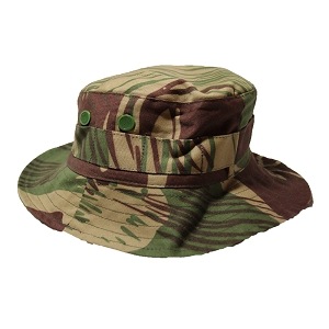 Rhodesian Brushstroke Wide Brim Tilley - CLOSEOUT