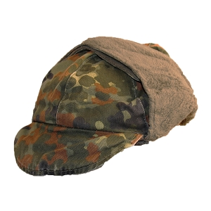 German Army Flecktarn Winter Hat