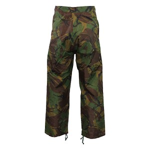 British Army DPM DPPVC Waterproof Overpants