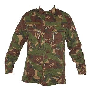 Dutch Army DPM Field Shirt