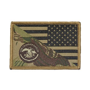"Rhodesian ""Crippled Eagles"" Tribute Patch"