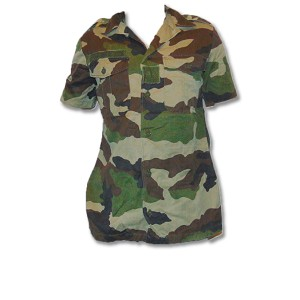 French Army CCE Summer Shirt