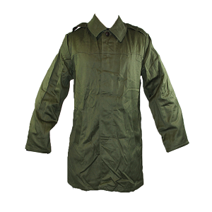 Hungarian Army OD Field Coat