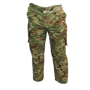 British Army MTP Field Pants