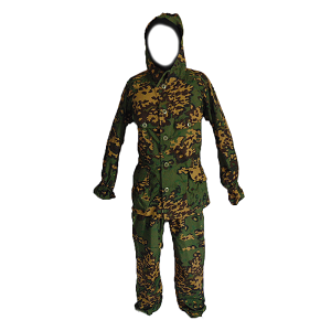"Russian SSO M1 Sumrak ""Partizan"" Pattern Suits"