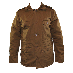South African Defence Force Lined Bush Jacket