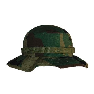 US Army Woodland Boonie Hat