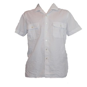 "German Navy ""Had-To-Do-It-To-Em"" Short-Sleeve Service Shirt"