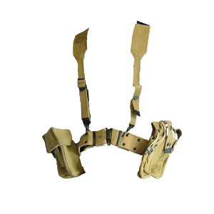 Israeli Defence Force Canvas Rifleman Webbing