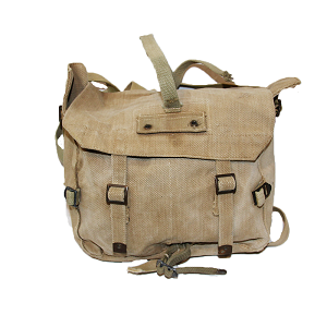 Israeli Defence Force Canvas Small Utility Bag