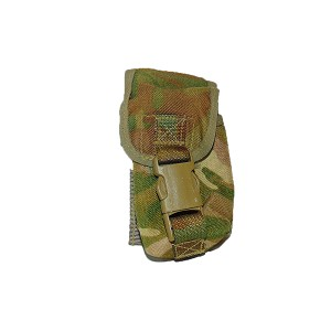 British Army Smoke Grenade Pouch