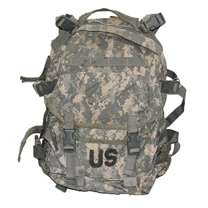 US Army UCP MOLLE 35L Assault Pack