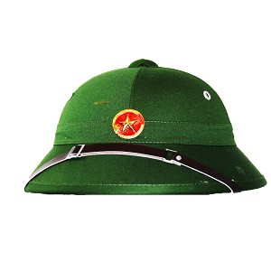 People's Army of Vietnam Pith Hat